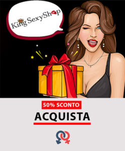 King Sexy Shop Italia online